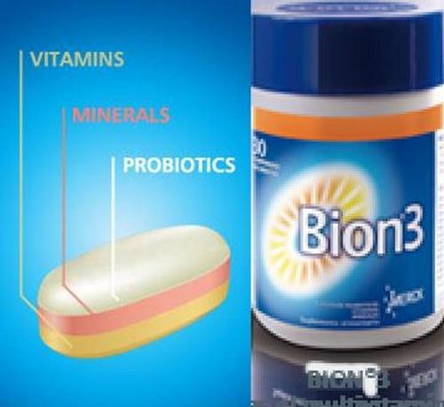 bion3 bion 3 - multivitaminico con probioticos energia