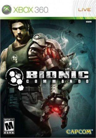 bionic commando. xbox 360. nuevo y sellado