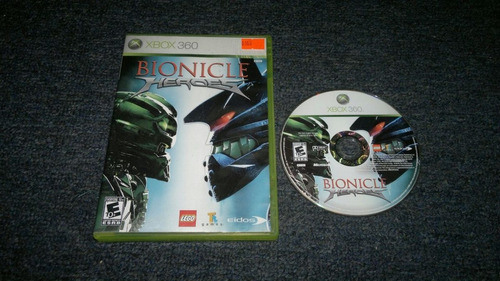 bionicle sin instructivo xbox 360