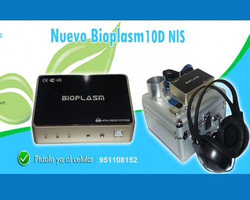 bioplasm bio scaner molecular sistema nls u s 965 00