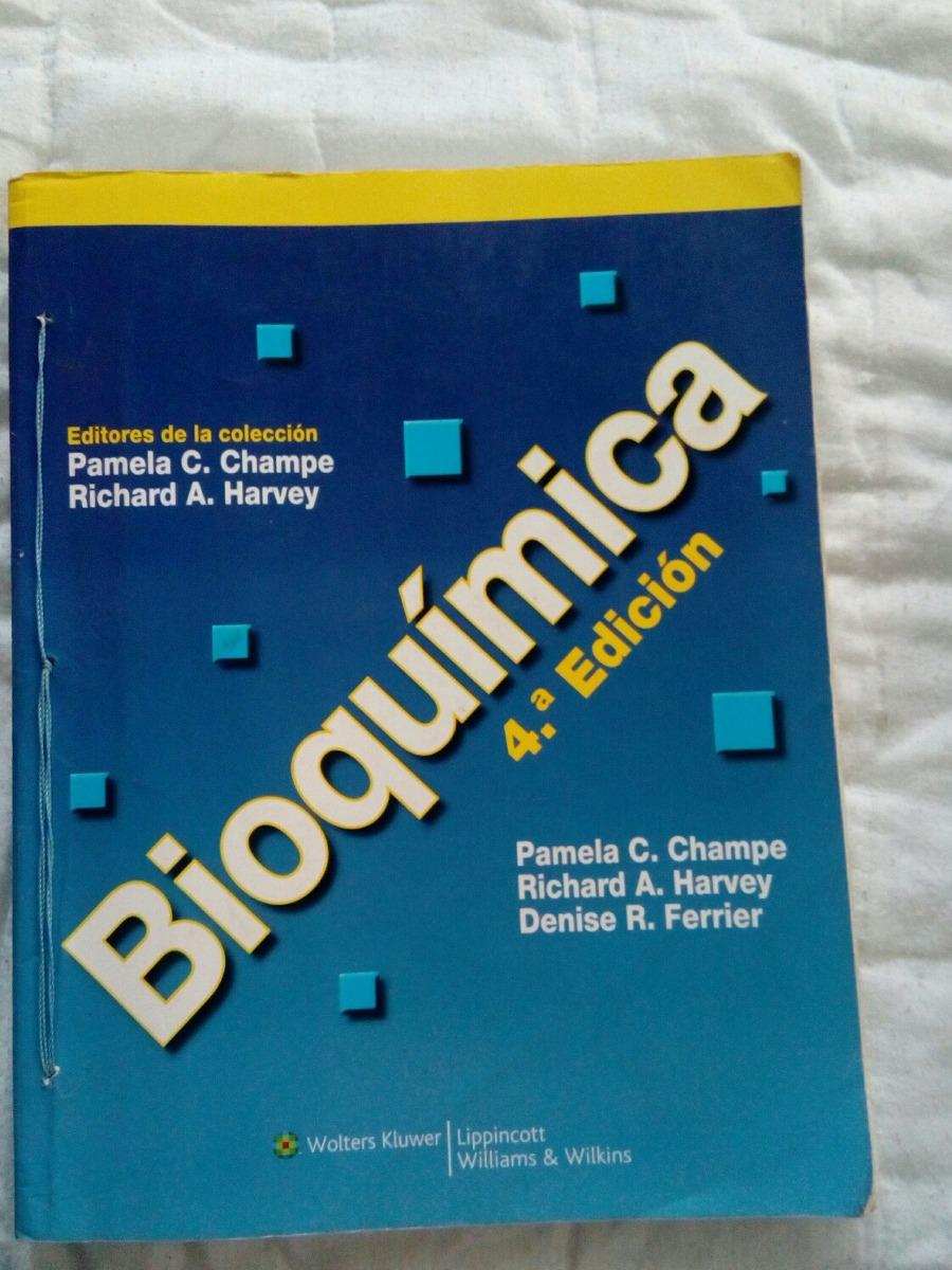 bioquimica champe
