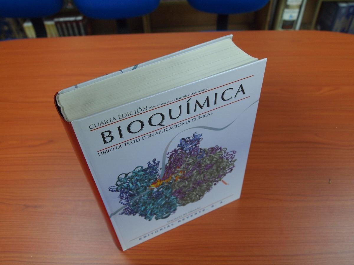 libro de bioquimica thomas devlin