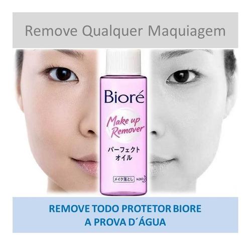 biore demaquilante roxo óleo perfect cleansing 50ml oficial