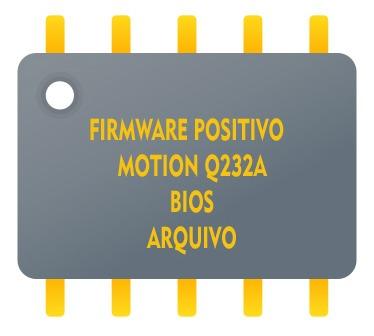 bios positivo motion q232a (arquivo) placa verde