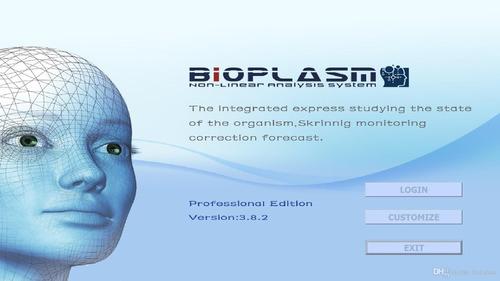bioscaner molecular bioplasm 9d, 10d nls 2018 version 3.8.6