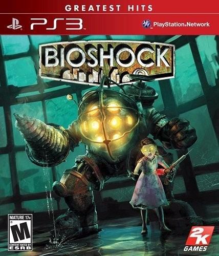 bioshock 1 - ps3 - digital - manvicio store