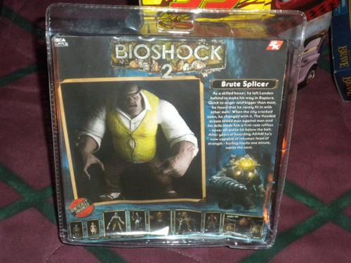 bioshock 2 brute splicer exclusivo toysr´ us