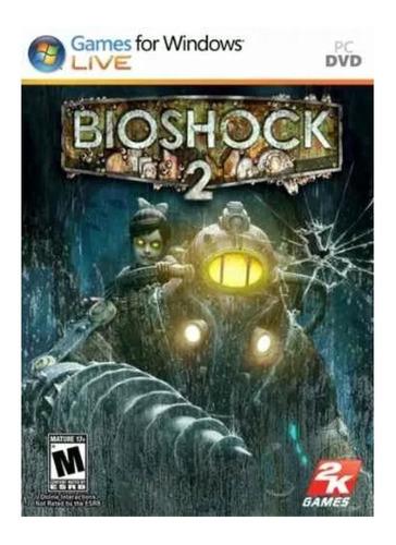bioshock 2 - pc - original - lacrado