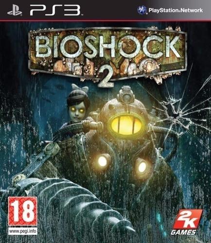 bioshock 2 ~ ps3 digital español