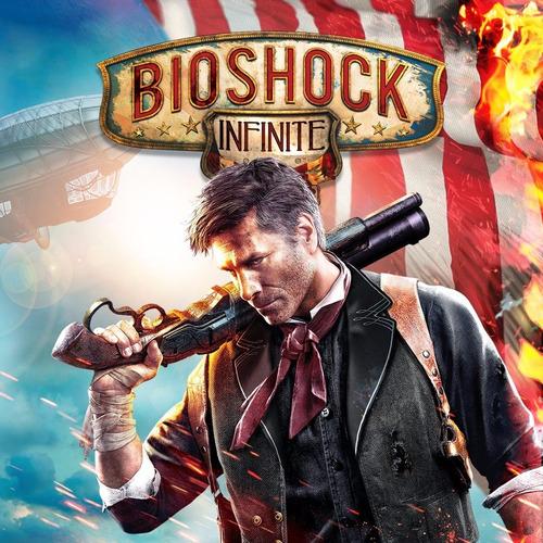 bioshock infinite pc steam - entrega instantánea