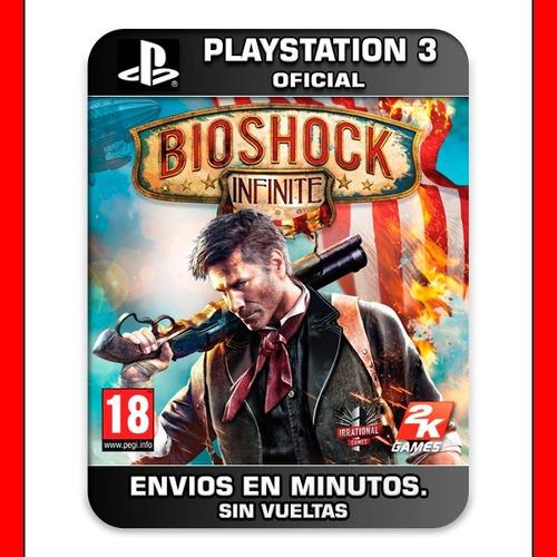 bioshock infinite ps3 elegi reputacion al comprar