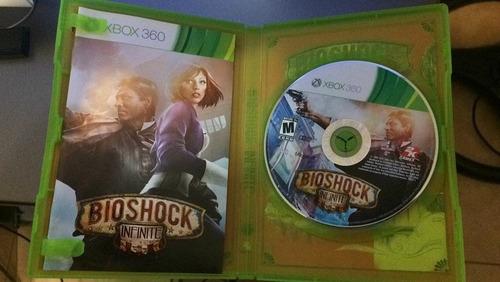 bioshock infinite video juego