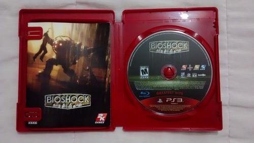 bioshock ps3 semi novo mídia física
