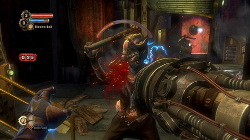 bioshock the collection - pc (steam key)