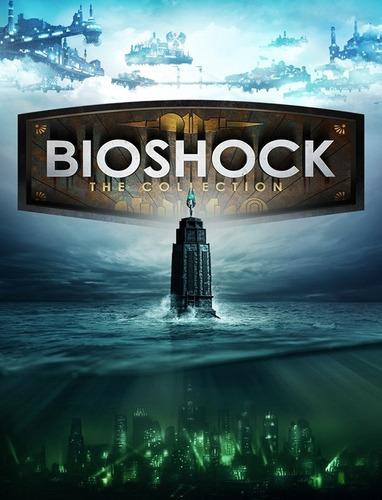 bioshock the collection pc - steam key (envio flash)
