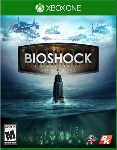 bioshock the colletion xbox one juego nuevo fisico
