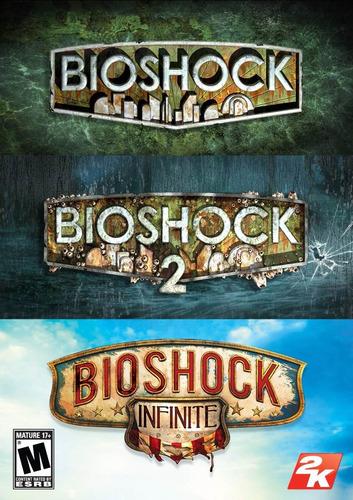 bioshock trilogy ps3 digital gcp