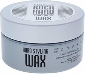 Biosilk Rock Hard Hair Styling Wax, 1 9 Ounce
