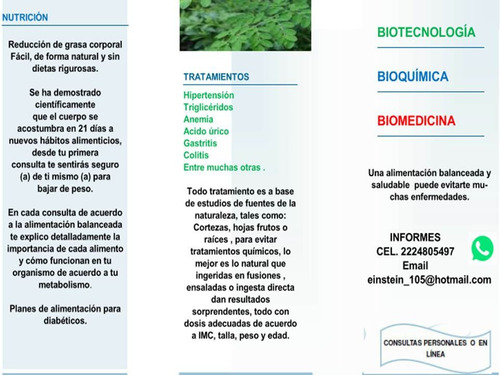 biotecnologo tratamientos colitis, gastritis, hipertension