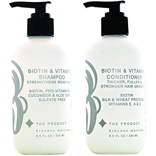 Biotin Champú Y Acondicionador De Vitamina Para El Crecimie -   228.900 en  Mercado Libre 58ac47196e62