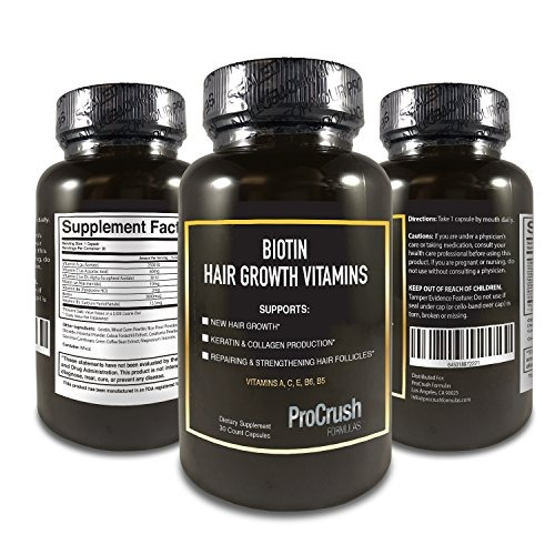 Hair Formula 37 Fast Growth Vitamins Supplements With Biotin Skin And Nails For Women Hair37 Advanced 1 Bottle Msm Mineral Amino A