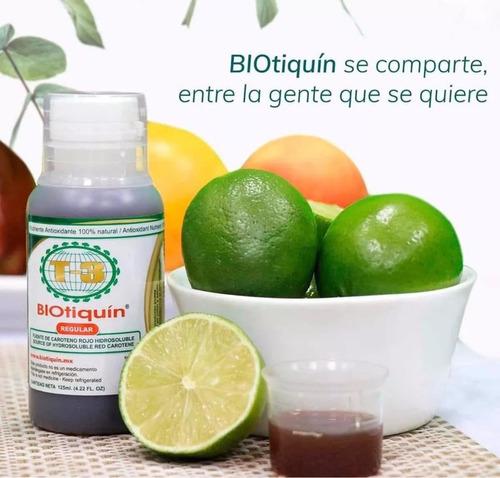 biotiquin especial paquete 1 bote 125ml (envío express)