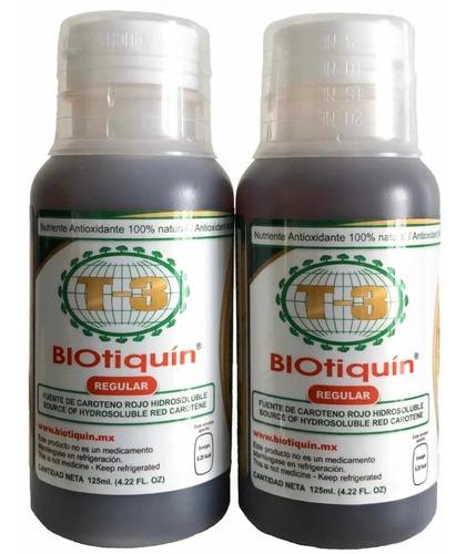 biotiquin regular y especial. diferentes medidas