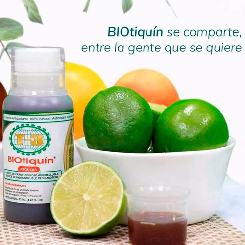 biotiquín regulares 4 botes 125 ml envío gratis