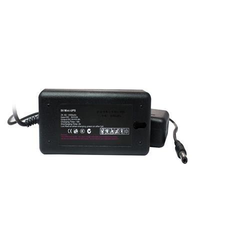 biotrack mini ups external 4 horas 5 v para biotime