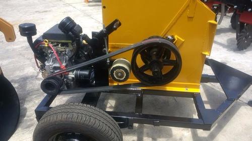 biotriturador tlahuapan motor de 27hp de hasta 5