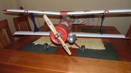 biplano de kit