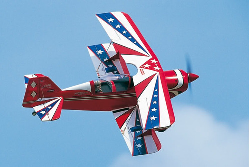 biplano kyosho pitts special s-2c 40