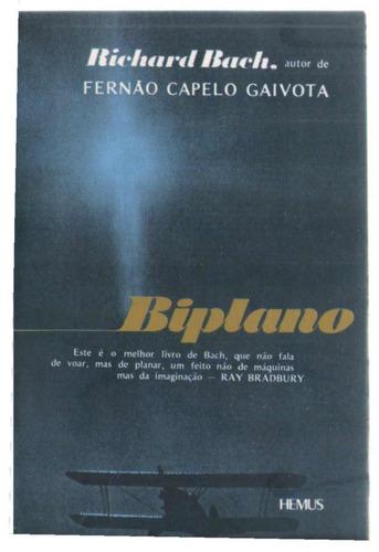 biplano - richard bach
