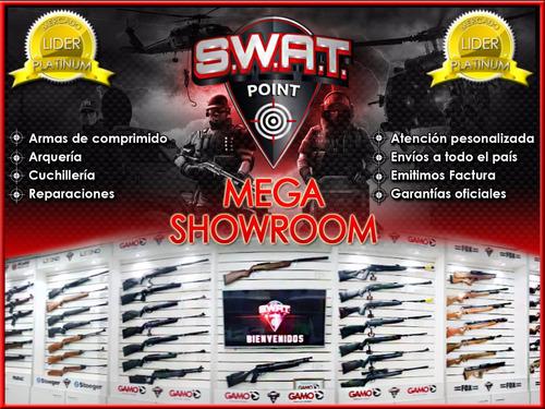 bipode para rifle aim sports - extensible - agarra en caño