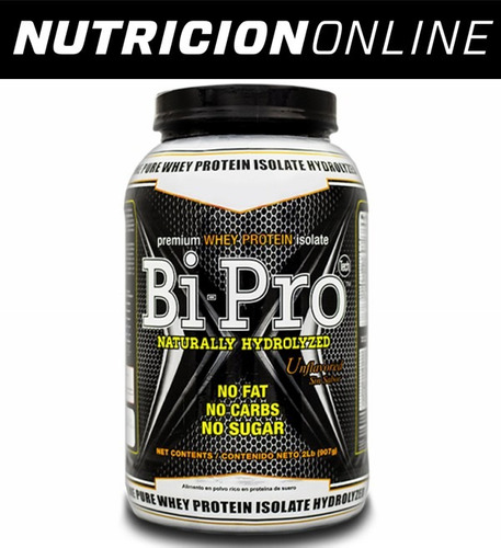 bipro proteina limpia bi pro 2lb upn