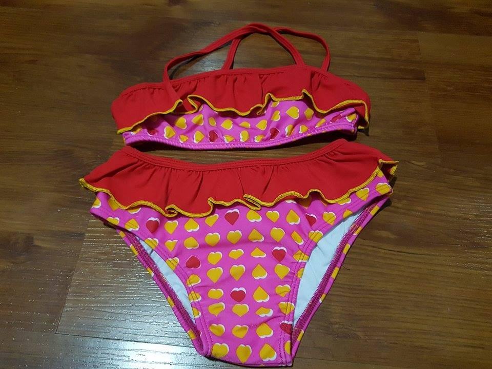 3c51e161f606 Biquini, Bikini Infantil 2 A 14 Anos - R$ 54,99 em Mercado Livre