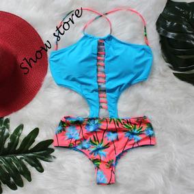 f683dc8eb Maiô Body Aliexpress Biquinis - Moda Praia no Mercado Livre Brasil