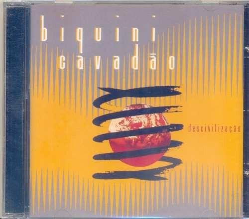 biquini cavadão descivilização cd remaster