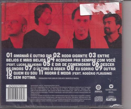 biquini cavadão - roda-gigante - cd