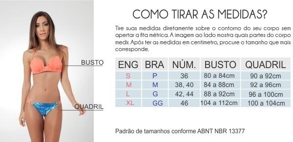 8dc444aac Biquini Cortininha Babado Saia Bojo Fio Dental Empina Bumbum - R  68 ...