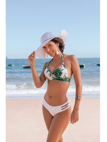 0c3395ceffaf Biquini Agua E Luz 2018 - Moda Praia com o Melhores Preços no Mercado Livre  Brasil