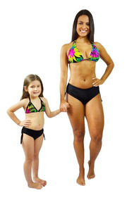 94eb4b3b1 Biquini Sunquini Lycra Estampado Marisa Mulher - Moda Praia com o Melhores  Preços no Mercado Livre Brasil
