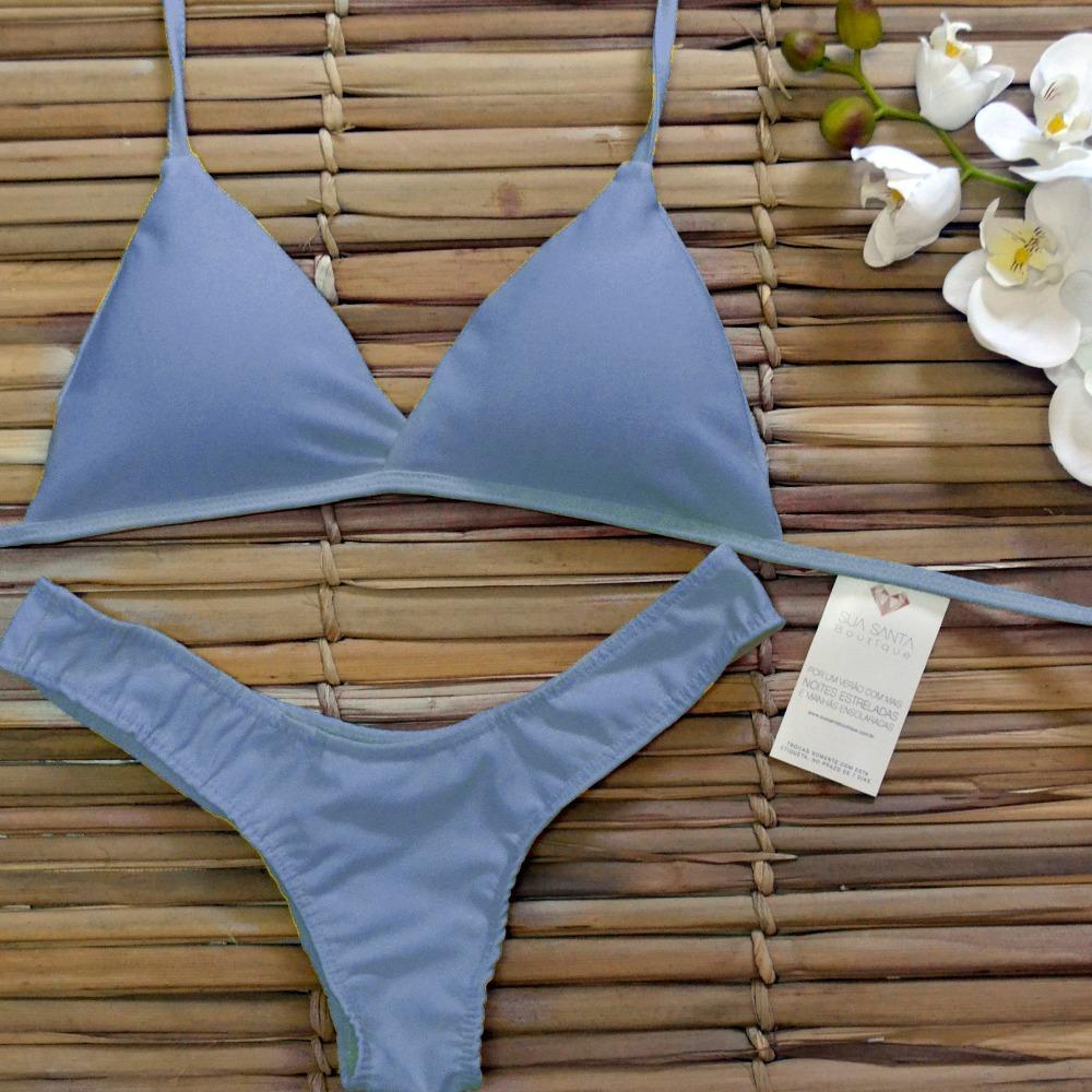 08f04217e Biquíni Asa Delta Vibe Neon Feminino Moda Praia - R  39