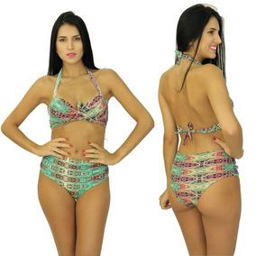 8246de43c Biquinis De Babando Para Gordinhas Mulher Outras Marcas - Moda Praia com o  Melhores Preços no Mercado Livre Brasil