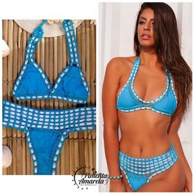 8bdd813c6448 Biquini Neon Croche Atacado - Calçados, Roupas e Bolsas com o Melhores  Preços no Mercado Livre Brasil