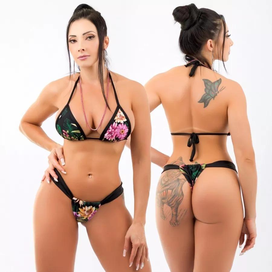 44ab59529ec7 Biquíni Panicat Fio Dental Bikinis Anna Carol Cóslargo Bld-5 - R$ 99 ...
