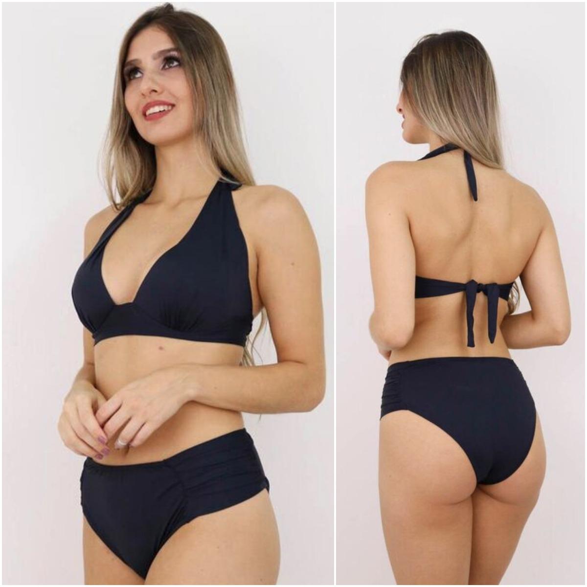 ace9320c3 biquini plus size cintura alta hot pant (calcinha) b22 2019. Carregando zoom .