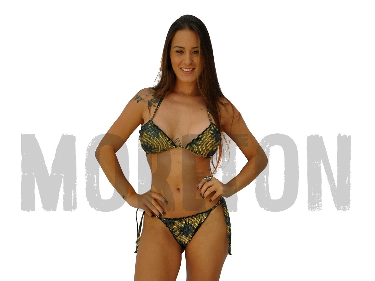 46acbe77e559 Biquíni Que Está Na Moda Ripple - R$ 89,90 em Mercado Livre