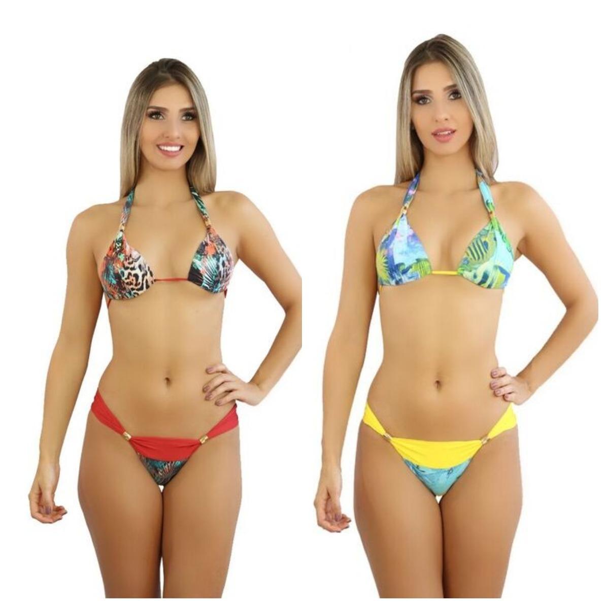 1ed162442 Biquinis 2017 Praia Marquinha Biquíni Cl  47 - R  68