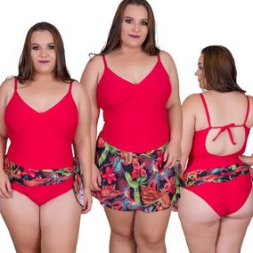 0a671d120 Maios Com Canga Embutida Mulher - Moda Praia no Mercado Livre Brasil